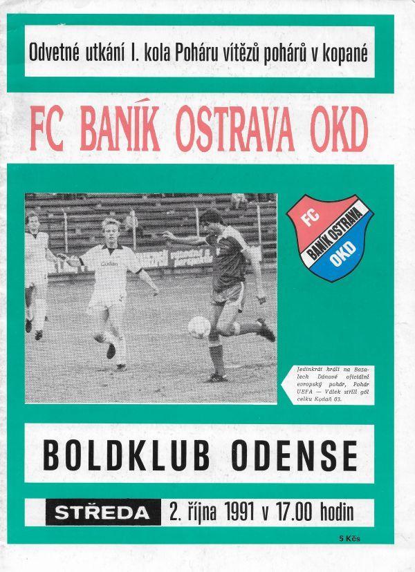 Banik_Ostrava-OB-1991