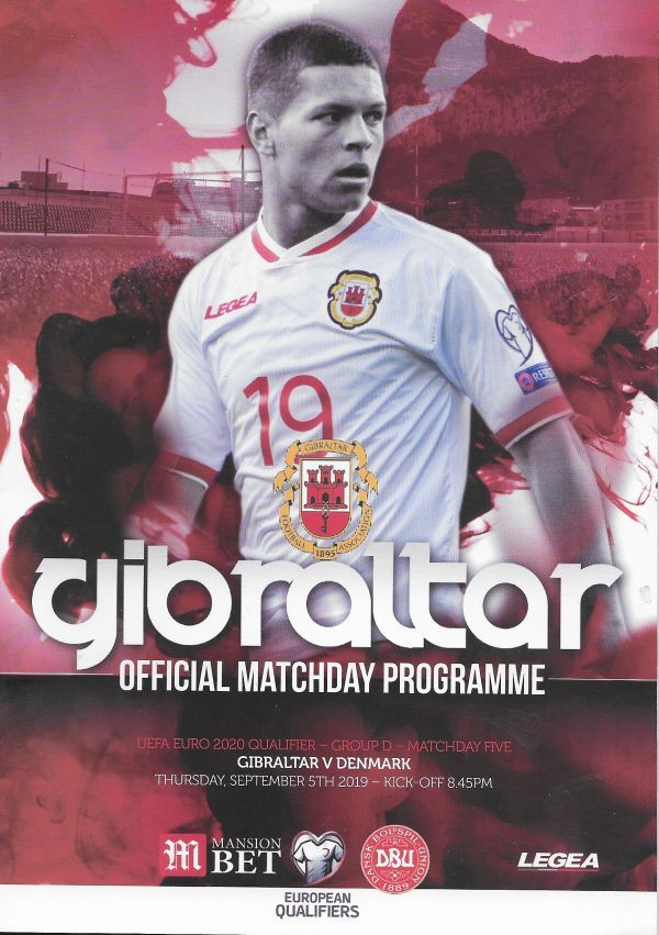 Gibraltar-Danmark-2019